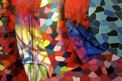 05 COLOR PART 5 2011 96X54 SPRAY PAINT ON CANVAS - ORIGINAL ARTWORK BY CHOR BOOGIE