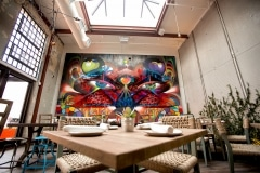 EYES OF SAN DIEGO 2012 20FT X 20FT - ORIGINAL ARTWORK BY CHOR BOOGIE