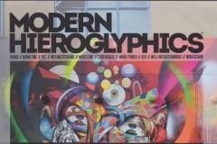 MODERN HIEROGLYPHICS | CHOR BOOGIE ART