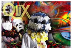 QLIX COVER | CHOR BOOGIE ART