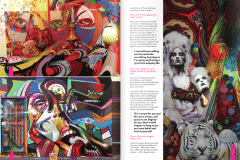 BIG UP MAGAZINE 2 | CHOR BOOGIE ART