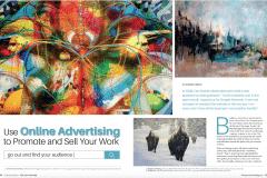 PROFESSIONAL ARTIST MAGAZINE | CHOR BOOGIE ART