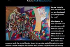 TRENDLUXURY 1 | CHOR BOOGIE ART