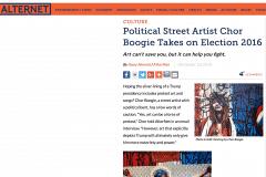 ALTERNET 1|CHOR BOOGIE ART
