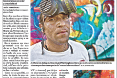 DIA RIO LAS AMERICAS | CHOR BOOGIE ART