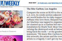 LA WEEKLY 2 | CHOR BOOGIE ART
