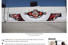 SAN DIEGO CITY BEAT 1 | CHOR BOOGIE ART
