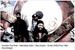 GUTTER HIP HOP VIDEO 1 | CHOR BOOGIE ART