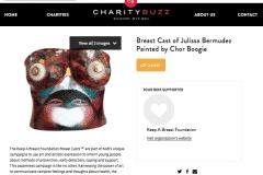 CHARITYBUZZ 1 | CHOR BOOGIE ART