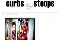 CURBS&STOOPS 1 | CHOR BOOGIE ART