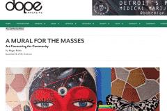 DOPE MAGAZINE | CHOR BOOGIE ART