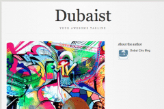 DUBAIIST 1 | CHOR BOOGIE ART