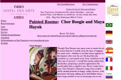 GROOVE HOTELS 1 | CHOR BOOGIE ART
