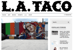 LA TACO 1 | CHOR BOOGIE ART