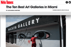 BEST ART GALLERIES IN MIAMI | CHOR BOOGIE ART