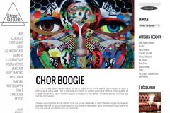 STREET CULTURE FRANCE 1 | CHOR BOOGIE ART