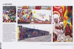 muralartbook 1 vol 2 page 38   Chor Boogie Art