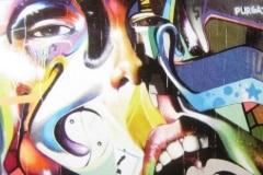 GRAFFITI BIBLE | CHOR BOOGIE ART