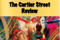 THE CARTIER STREET REVIEW COVER | CHOR BOOGIE ART