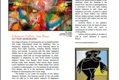 CALIFORNIA HOMES MAGAZINE 1   CHOR BOOGIE ART