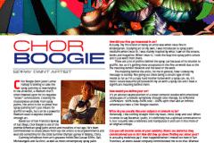 DUB MAGAZINE 1 | CHOR BOOGIE ART