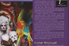 OFF THE EASEL PAGE 14   CHOR BOOGIE ART