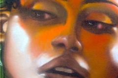 SHINE 2006 10FT X 8FT- ORIGINAL ARTWORK BY CHOR BOOGIE