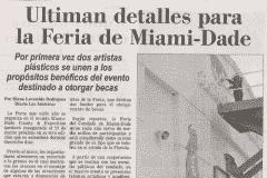 DIARIO LAS AMERICAS | CHOR BOOGIE ART