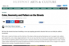 HUFFINGTON POST ARTS 2 | CHOR BOOGIE ART