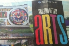 MIAMI HERALD | CHOR BOOGIE ART