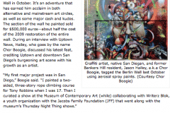 SAN DIEGO UPTOWN NEWS 1 | CHOR BOOGIE ART