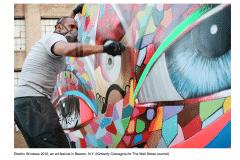WALL STREET JOURNAL 2 | CHOR BOOGIE ART