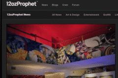 12 OZ PROPHET 2 | CHOR BOOGIE ART