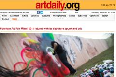 ARTDAILY.ORG 1 | CHOR BOOGIE ART