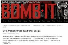BOMBIT 1 | CHOR BOOGIE ART