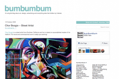 BUMBUMBUM 1 | CHOR BOOGIE ART