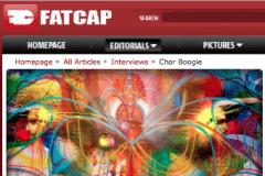 FATCAP 1 | CHOR BOOGIE ART