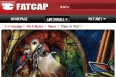 FATCAP 2 | CHOR BOOGIE ART