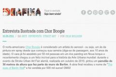 IDEAFIXA 1 | CHOR BOOGIE ART