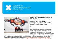 MCASD 2 | CHOR BOOGIE ART