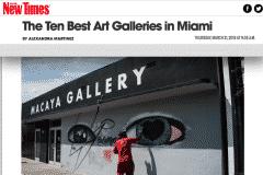 BEST ART GALLERIES IN MIAMI | CHOR BOOGIE ART