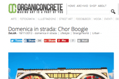 ORGANIC CONCRETE 1 | CHOR BOOGIE ART