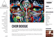 STREET CULTURE FRANCE 1 | CHOR BOOGIE ART