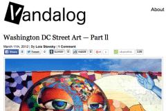 VANDALOG 2 | CHOR BOOGIE ART