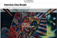 VERBICIDE 1 | CHOR BOOGIE ART