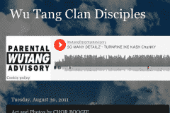 WU DISCIPLES 1 | CHOR BOOGIE ART